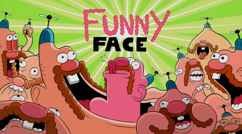 funny face uncle grandpa wiki fandom powered by wikia
