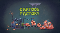 Cartoon Factory Title Card HD