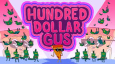 Hundred Dollar Gus Title Card