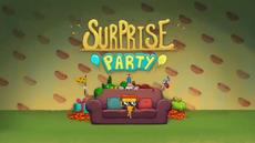 Surprise Party Title Card HD