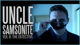 Uncle Samsonite Vol 8- The Detective