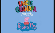 Uncle Grandpa Meets Peppa Pig Screenshot