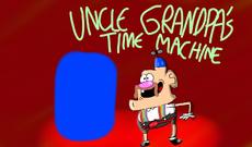 Uncle Grandpa Uncle Grandpa's Time Machine Title Card