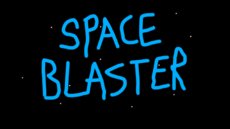 Uncle Grandpa Space Blaster Title Card