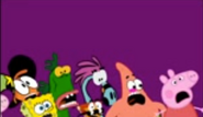 Cartoon All Stars To The Rescue The Movie (Scream)