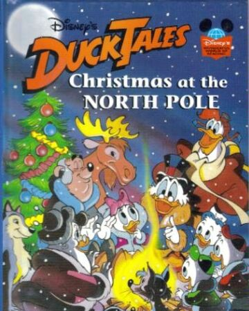 DuckTales Christmas at the North Pole