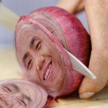 Onion-face