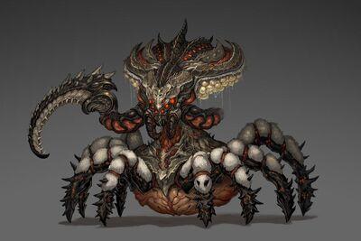 03 Dokumo The Spider Queen