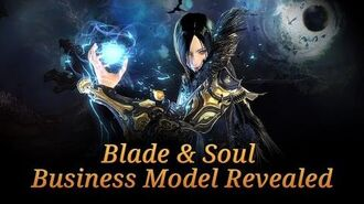 Blade & Soul Business Model Revealed