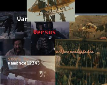Warversus apocalypse