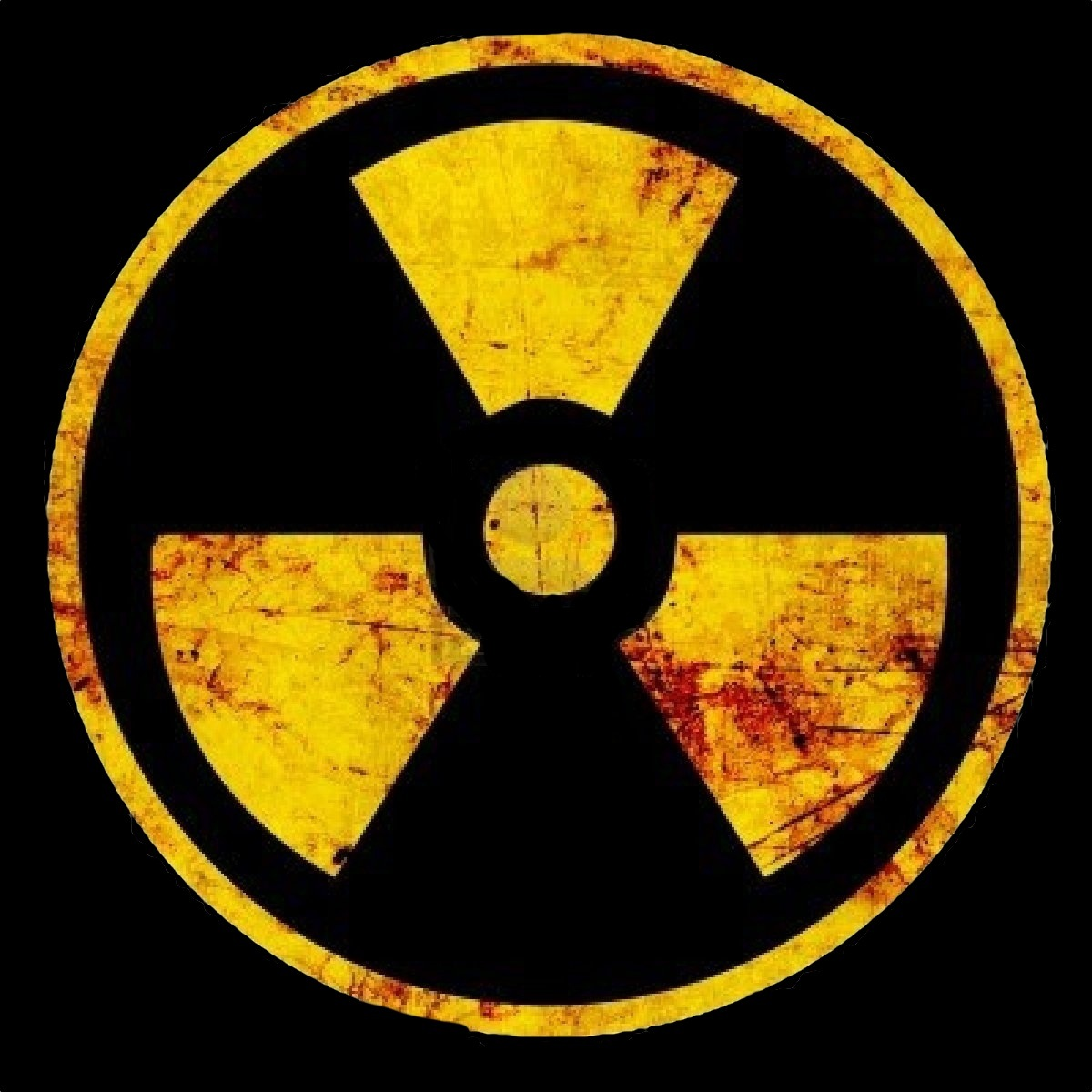 Image 15612731 Nuclear Sign Representing The Danger Of Radiation