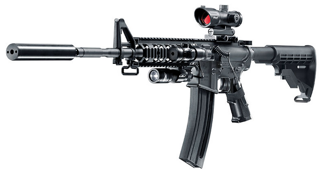 File:M4A1 Tactical.png