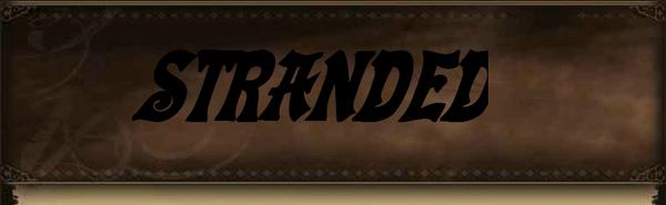 Stranded banner