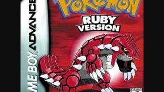 Pokémon Ruby & Sapphire - Victory Road (Pokémon League)