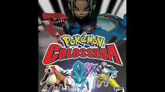 Pokemon Colosseum - Cipher Peon Battle