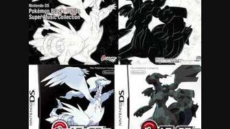 N, the Pokémon Child (N's Room) - Pokémon Black White
