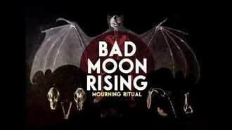 Mourning Ritual - Bad Moon Rising the Walking Dead Midseason Trailer song