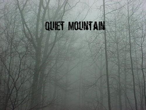 Quiet Mountain banner