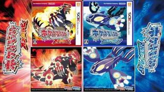 Explosive Situation! ~Red or Blue? - Pokémon Omega Ruby Alpha Sapphire