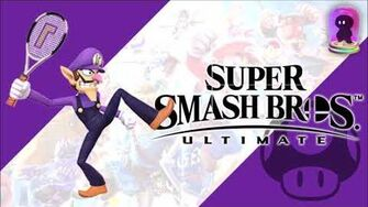 Waluigi Pinball - Mario Kart DS Super Smash Bros