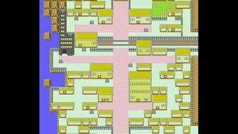 Pokémon G S C Goldenrod City music EXTENDED
