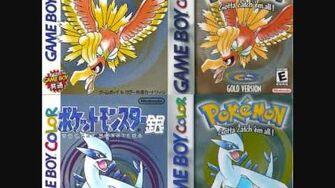Dark Cave (STEREO) - Pokémon Gold Silver Crystal