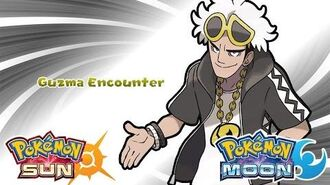 Pokemon Sun & Moon - Guzma Encounter Music (HQ)