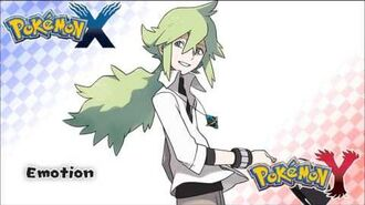 Pokémon X Y - B W Emotion theme HD (Official)-0