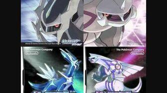 Pokémon Center (Night) - Pokémon Diamond Pearl Platinum