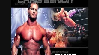 WWE Chris Benoit Theme With Lyrics HD