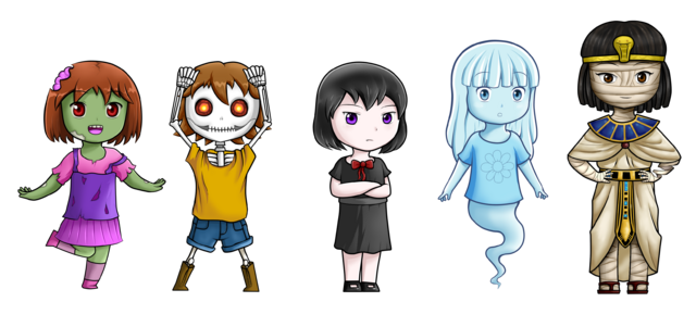 File:Undead Sisters - Chibi.png