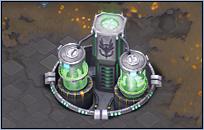 Space Infantry Genetic Module