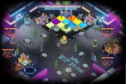 The bar map