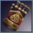 The Palm of Justice glove
