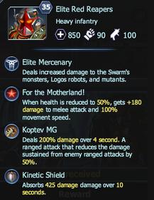 UF Mercenary Squad (3b)