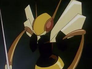 Bee Devil Beast