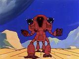 Armored Fleet Dairugger XV Kaiju