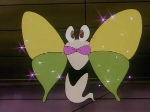 Butterfly Devil Beast