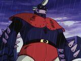 Getter Robo G Kaiju