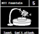 MTT Fountain