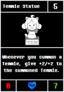 Temmie Statue (Beta 9.1)