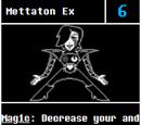 Mettaton Ex