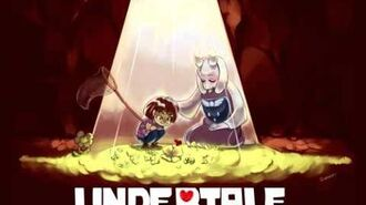 Undertale OST - Battle Against A True Hero Extended