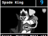 Spade King