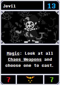 True Chaos King