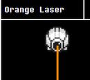 Orange Laser