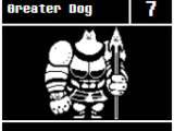 Greater Dog