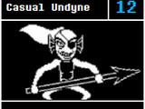 Casual Undyne