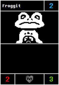 Froggit (Beta 30.0)