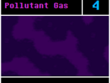 Pollutant Gas